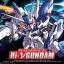 384 Hi-Nu Gundam (SD) (Gundam Model Kits)