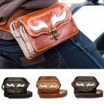 กระเป๋าคาดอกและเอว (Waist bags) สไตล์คาวบอยแท็กซัส สินค้าทำด้วยมือ เหมาะสำหรับผู้ชาย