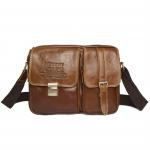 กระเป๋าสะพายไหล่ กระเป๋าถือ กระเป๋าใส่ไอแพทและอุปกรณ์ต่างๆ หนังแท้ทั้งใบ