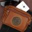 กระเป๋าร้อยเข็มขัด ขนาด 7 นิ้ว สำหรับใส่ โทรศัพท์ พาร์สปอต กระเป๋าสตางค์ (สีน้ำตาล) thumbnail 8