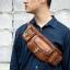 กระเป๋าคาดอกและเอว สไตล์คาวบอย งานเย็บมือสุดปราณีต thumbnail 3