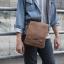 กระเป๋าสะพายข้าง เป็นกระเป๋าหนังแท้ ขนาดเหมาะสำหรับใส่ I-pad แท็บเล็ต thumbnail 14