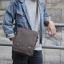 กระเป๋าสะพายข้าง เป็นกระเป๋าหนังแท้ ขนาดเหมาะสำหรับใส่ I-pad แท็บเล็ต thumbnail 13