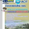 แนวข้อสอบวิศวกร3-4(วิศวกรรมเครื่องกล) บริษัทการท่าอากาศยานไทย ทอท AOT