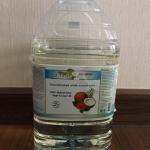 น้ำมันมะพร้าวบริสุทธิ์ สกัดเย็น100% Sz.5 ลิตร