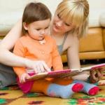 ประโยชน์ของการอ่านนิทานให้ลูกน้อยฟัง