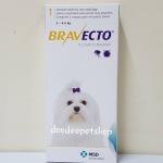 BRAVECTO 2-4.5 kg. Exp.10/19