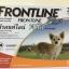 Frontline Plus for dogs สุนัข น้ำหนักไม่เกิน 10 kg บรรจุ 3 หลอด ( 1 box ) Exp.03/19 thumbnail 1