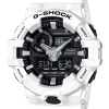 นาฬิกา CASIO G-SHOCK STANDARD ANALOG-DIGITAL G700 SERIES รุ่น GA-700-7A ของแท้ รับประกัน 1 ปี