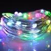 ไฟแฟรี่ ไฟลวด LED ตกแต่ง หักงอได้ ยาว 2 เมตร สีพาสเทล