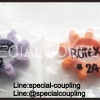 Rotex size 24 Urethane Spider (ยางยอยrotex)