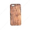 เคสไม้แท้ iPhone 6/6s ไม้ซีบร้า