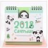 ปฏิทินตั้งโต๊ะ Panda 2018 #แพนด้า