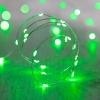 ไฟแฟรี่ ไฟลวด LED ตกแต่ง หักงอได้ ยาว 2 เมตร สีเขียว