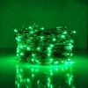 ไฟแฟรี่ ไฟลวด LED ตกแต่ง หักงอได้ ยาว 10 เมตร สีเขียว