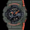 นาฬิกา CASIO G-SHOCK รุ่น GA-110LN-3A ของแท้ รับประกัน 1 ปี