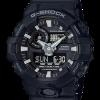 นาฬิกา CASIO G-SHOCK STANDARD ANALOG-DIGITAL G700 SERIES รุ่น GA-700-1B ของแท้ รับประกัน 1 ปี