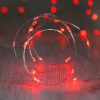 ไฟแฟรี่ ไฟลวด LED ตกแต่ง หักงอได้ ยาว 2 เมตร สีแดง