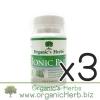 (ซื้อ3 ราคาพิเศษ) Tonic PNP2 Organic's Herbs 30 เม็ด ปวดเมื่อย ลดอาการเกร็ง คลายเส้นอักเสบ เอ็น ข้อ ได้ดี ด้วยเถาวัลย์เปรียง เถาเอ็นอ่อน กำลังหนุมาน