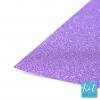 กระดาษกากเพชร A4 ม่วง Purple
