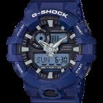 นาฬิกา CASIO G-SHOCK STANDARD ANALOG-DIGITAL G700 SERIES รุ่น GA-700-2A ของแท้ รับประกัน 1 ปี