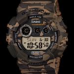 นาฬิกา CASIO G-SHOCK รุ่น GD-120CM-5 CAMOUFLAGE SERIES ของแท้ รับประกัน 1 ปี SPECIAL COLOR