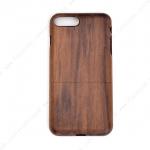 เคสไม้แท้ iPhone 7/8 plus ไม้วอลนัท