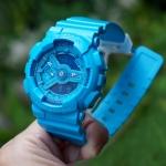 นาฬิกา CASIO G-SHOCK S series รุ่น GMA-S110VC-2A (G-Shock Mini) ของแท้ รับประกัน 1 ปี