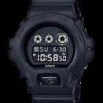 นาฬิกา CASIO G-SHOCK รุ่น DW-6900BB-1 (สายผ้า) LIMITED BLACK OUT BASIC SERIES ของแท้ รับประกัน 1 ปี สำเนา