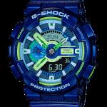นาฬิกา CASIO G-SHOCK GA-110 SERIES รุ่น GA-110MC-2A Limited color ของแท้ รับประกัน 1 ปี