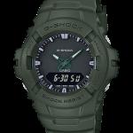 นาฬิกา CASIO G-SHOCK G-100 series Limited Military Calm & Clean color รุ่น G-100CU-3A ของแท้ รับประกัน 1 ปี