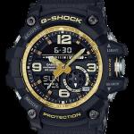 นาฬิกา CASIO G-SHOCK MUDMASTER Twin sensors Vintage Black&Gold series รุ่น GG-1000GB-1A ของแท้ รับประกัน 1 ปี
