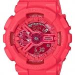 นาฬิกา CASIO G-SHOCK S series รุ่น GMA-S110VC-4A (G-Shock Mini) ของแท้ รับประกัน 1 ปี