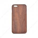 เคสไม้แท้ iPhone 6 plus/6s plus ไม้วอลนัท