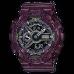 นาฬิกา CASIO G-SHOCK S series รุ่น GMA-S110MC-6A (G-Shock Mini) จีช็อค_มินิ ของแท้ รับประกัน 1 ปี