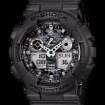 นาฬิกา CASIO G-SHOCK รุ่น GA-100CF-8A CAMOUFLAGE SERIES ของแท้ รับประกัน 1 ปี SPECIAL COLOR ลายพรางทหาร