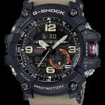 นาฬิกา CASIO G-SHOCK MUDMASTER Twin sensors รุ่น GG-1000-1A5 ของแท้ รับประกัน 1 ปี