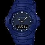 นาฬิกา CASIO G-SHOCK G-100 series Limited Military Calm & Clean color รุ่น G-100CU-2A ของแท้ รับประกัน 1 ปี