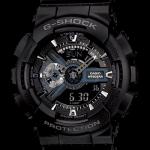 นาฬิกา CASIO G-SHOCK GA-110 SERIES รุ่น GA-110-1B BLACK HAWK ของแท้ รับประกัน 1 ปี