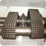 API Certified Roller Chains