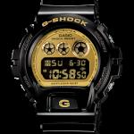 นาฬิกา CASIO G-SHOCK รุ่น DW-6900CB-1 GOLD&BLACK SPECIAL COLOR SERIES ของแท้ รับประกัน 1 ปี