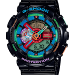 นาฬิกา CASIO G-SHOCK GA-110 SERIES รุ่น GA-110MC-1A Limited color ของแท้ รับประกัน 1 ปี
