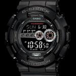 นาฬิกา CASIO G-SHOCK STANDARD DIGITA รุ่น GD-100-1B ของแท้ รับประกัน 1 ปี