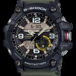นาฬิกา CASIO G-SHOCK MUDMASTER Twin sensors รุ่น GG-1000-1A3 ของแท้ รับประกัน 1 ปี