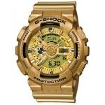 นาฬิกา CASIO G-SHOCK GA-110 SERIES รุ่น GA-110GD-9A (All Gold Special color)ของแท้ รับประกัน 1 ปี