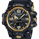 นาฬิกา CASIO G-SHOCK MUDMASTER รุ่น GWG-1000GB-1A Series Master of G Black&Gold ของแท้ รับประกัน 1 ปี