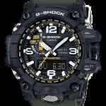 นาฬิกา CASIO G-SHOCK MUDMASTER รุ่น GWG-1000-1A3 Series Master of G ของแท้ รับประกัน 1 ปี