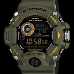 นาฬิกา CASIO G-SHOCK RANGEMAN รุ่น GW-9400-3 (แมวเขียว) Master of G ของแท้ รับประกัน 1 ปี