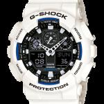 นาฬิกา CASIO G-SHOCK STANDARD ANALOG-DIGITAL รุ่น GA-100B-7A SERIES GA-100 Three-Eye Dial ของแท้ รับประกัน 1 ปี