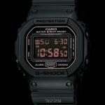 นาฬิกา CASIO G-SHOCK STANDARD DIGITAL รุ่น DW-5600MS-1 ของแท้ รับประกัน 1 ปี